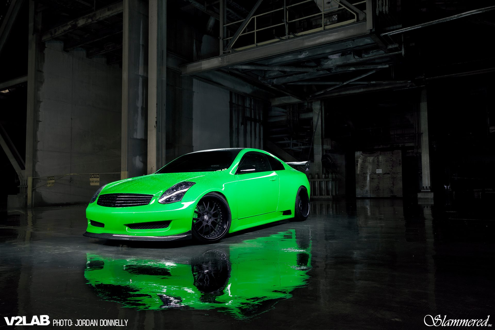 Auto and Cycle Green Goblin G35