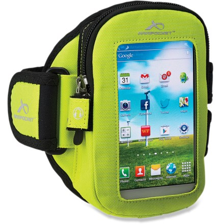 Fitness The Armpocket i-30 Xtreme armband securely holds your phone or MP3 player while training, and offers 3 pockets to stow your small essentials. - $39.95