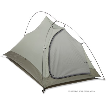 Camp and Hike The Big Agnes Slater UL1+ tent gets its inspiration from the Fly Creek UL series tents. The Slater is light and fast like the Fly Creek, but comes with extra floor space and the absence of mesh. - $254.93