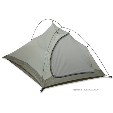 Camp and Hike The Big Agnes Slater UL2+ tent gets its inspiration from the Fly Creek UL tents. The Slater is light and fast like the Fly Creek, but comes with extra floor space and less mesh in the canopy. - $389.95