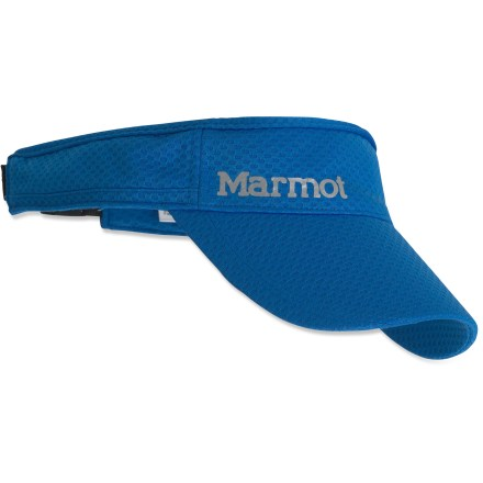 Fitness You've signed up for your next big running race, now get the gear to help you meet your goal. The Marmot Tilden Running visor helps you keep a cool head, and it shades your face from the sun. - $11.83