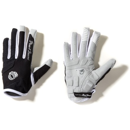 Fitness Pearl Izumi Elite Gel women's bike gloves put padding in all the right places for those long rides. - $24.93