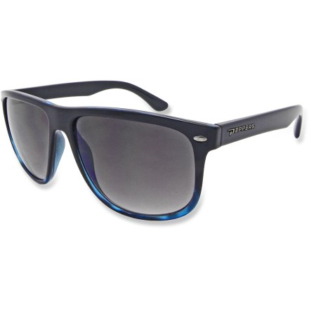 Camp and Hike The Pepper's Maceo Polarized sunglasses bring subtle style and sun protection to your summer adventures. - $34.83