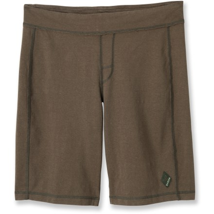 Fitness Practical, comfortable, and down-to-earth, the prAna Jackson shorts are designed to provide unrestricted movement. - $34.83