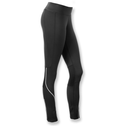 Fitness Longer days, warming temperatures and the women's REI Fleet tights on your favorite trail. Need we say more? - $40.93