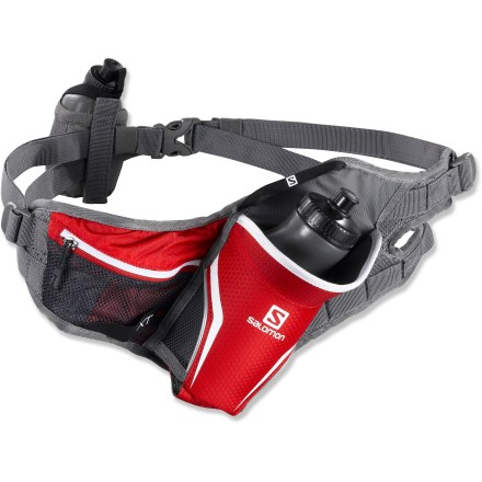 Camp and Hike The Salomon XT One Hydration belt keeps your running essentials and water bottle right at your hip so you can focus on the race. - $36.93