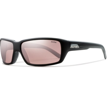 Camp and Hike The Smith Backdrop Polarchromic sunglasses offer sharp detailing and a great fit-perfect for sun-filled adventures. - $166.93