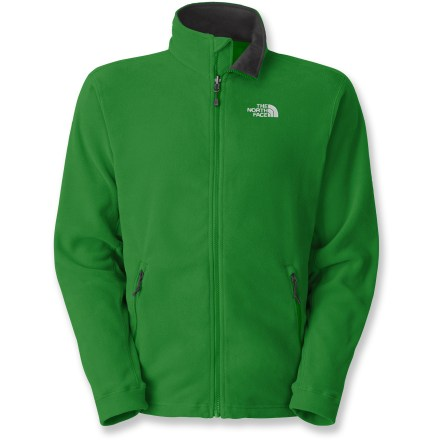 Camp and Hike Wear The North Face Salathe fleece jacket on the approach or as a layer it during cold weather for extra warmth. - $44.83
