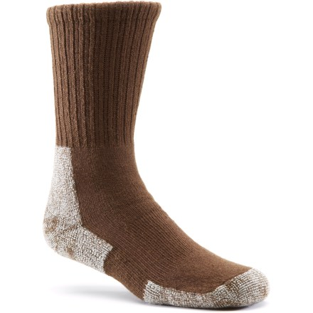 Camp and Hike The men's Thorlo Trail Hiking socks are designed for trail hikes in a wide climate range on flat to varied terrain below the timberline. - $10.93