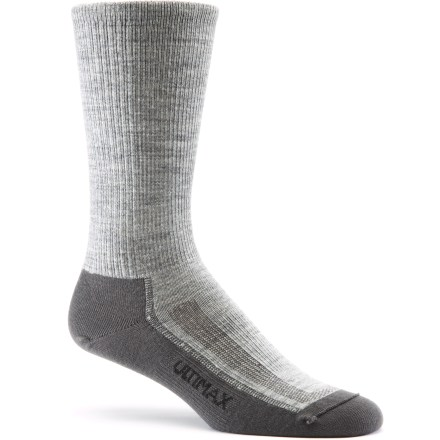 Camp and Hike For those who want minimal fabric between their feet and shoes, the Wigwam Merino Airlite Pro socks are ultralight, non-cushioned socks that wick moisture and add a little protection. - $14.00