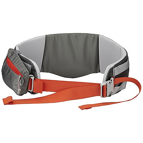 Mountain Hardwear Lightweight Hipbelt DECENT FEATURES of the Mountain Hardwear Lightweight Hipbelt Dual density, low-profile hipbelt provides custom fit and great support to ensure comfort Compatible with ALL Shaka and Lani packs - $41.95
