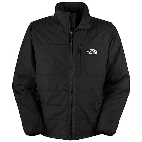 On Sale. Free Shipping. The North Face Men's Redpoint Jacket DECENT FEATURES of The North Face Men's Redpoint Jacket Standard fit Zip-in compatible Napoleon chest pocket Two hand pockets Jacket stows in hand pocket Bound cuffs Hem cinch-cord The SPECS Source: Imported Average Weight: 20.46 oz / 580 g Center Back: 28in. Body: 40D 63 g/m2 (1.86 oz/yd2) 100% nylon shadow ripstop Insulation: PrimaLoft Eco This product can only be shipped within the United States. Please don't hate us. - $89.99