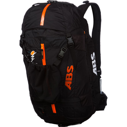 Ski Let's face it, backcountry skiing and riding is dangerous, largely because of the potential to trigger an avalanche. Improve your odds of surviving a slide with the ABS Avalanche Rescue Devices Vario 30 Backpack. The spacious 30-liter pack zips onto an included base unit that houses the canister and dual airbags. In the event of a slide, the dual airbags can be quickly deployed, providing flotation to keep you from being buried and increasing your visibility for an expedited rescue. - $647.52