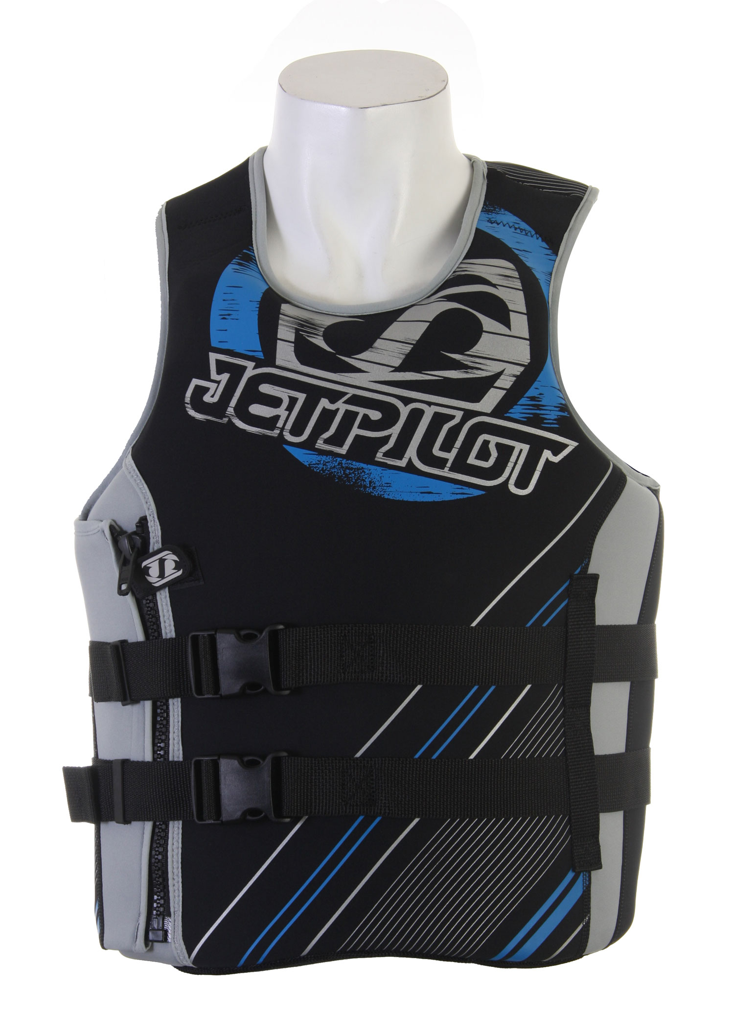 Wake A stylish wakeboard vest is a must for any rider. You don't wanna drown after just missing a trick and slamming your head, but you don't wanna look like a puffed up marshmellow with no freedon of movement. The Jet Pilot Core wakeboard vest solves that dilemma. The premium neoprene and rubber pads make for a perfect fit, but you'll still be able to throw down. The unique side entry system keep the vest wrapped tight around you. The Jet Pilot Core won't let you drown, but your impeccable style will remain unquestioned.Key Features of the Jet Pilot Core S/E USCG Neo Wakeboard Vest: Custom side entry closure - US Patent Approved 2-Buckle zip-closure design Premium neoprene for cushy fit Screen printed branding Custom rubber patches - $62.95