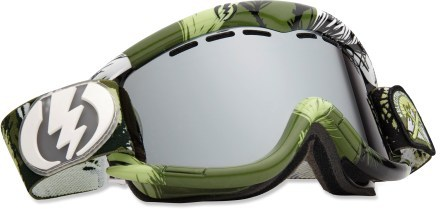 Snowboard Electric EG1 Snow Goggles   $94.95