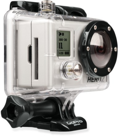 Snowboard GoPro HD Hero2 Outdoor Edition Wide-Angle Helmet Cam   $249.99
