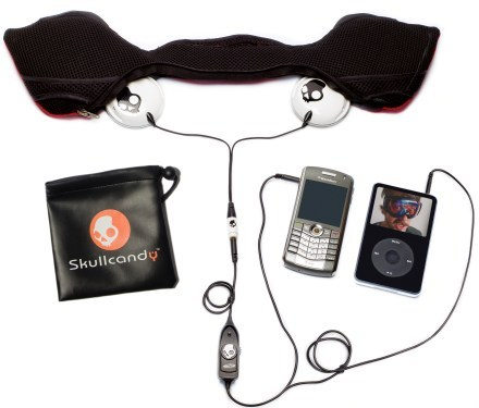 Snowboard Smith Skullcandy Twin-Tip LINK Audio Kit