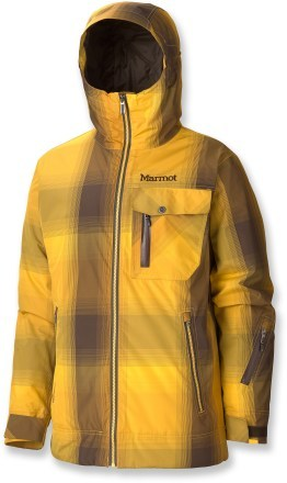 Snowboard Marmot Flatspin Insulated Jacket - Men's $300.00
