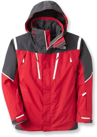 Snowboard The North Face Vortex Triclimate 3-in-1 Insulated Jacket - Men's   $290.00