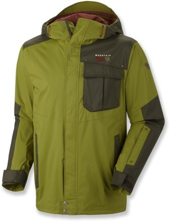 Snowboard Mountain Hardwear Snowzilla Shell Jacket - Men's   $250.00
