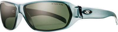 Hunting Athletic styling for the active outdoor lifestyle. Carbonic Tapered Lens Technology lenses, with face-hugging six-base curvature, block all harmful UV light and are polarized to tame glare. The Grilamid TR90 frame is lightweight and durable. Size: Medium.Available: Gray/Green Lens/Smoke Frames, Brown Lens/Havana Frames. - $119.00