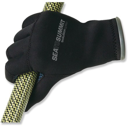 Kayak and Canoe The Sea to Summit Paddling Gloves protect your hands from sun, saltwater, cold and blisters. - $21.93