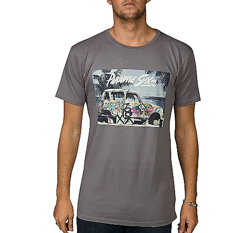 Surf On Sale. Billabong Men's Surf Wreck Tee DECENT FEATURES of the Billabong Men's Surf Wreck Tee Overdyed slim fit tee with silicone wash Softhand front screen print Pvc-free heat sealed neck label The SPECS 100% Cotton - $18.99