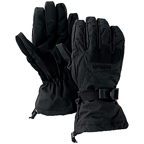Snowboard On Sale. Free Shipping. Burton Men's Gore-Tex Glove (Fall 2008) Men's Gore-Tex Glove by Burton Features: DRYRIDE Ultrashell 2-Layer Coated Fabric GORE-TEX Waterproof/Breathable Glove Insert Thermacore Insulation Brushed Microfiber Fixed Lining Removable, 4-Way Stretch DRYRIDE Thermex Liner with Sticky Icky Grip Palm Toughgrip Palm Soft Chamois Goggle Wipe Hidden Heater/Vent Pocket Pistol Grip Pre-Curved Fit This product can only be shipped within the United States. Please don't hate us. - $31.99