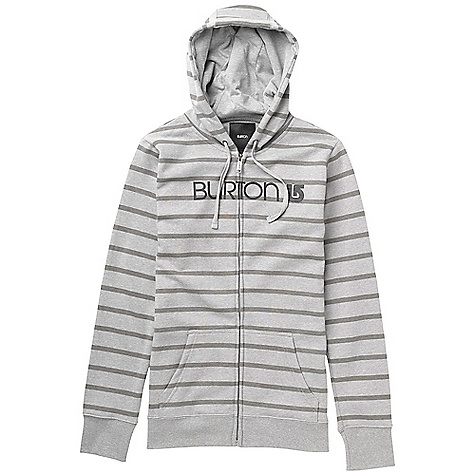 Snowboard Free Shipping. Burton Women's Her Logo Basic Full-Zip Hoodie DECENT FEATURES of the Burton Women's Her Logo Basic Full-Zip Hoodie 85% Cotton, 12% Polyester, 3% Spandex, 280G Fleece Screen Print at Chest Regular Fit This product can only be shipped within the United States. Please don't hate us. - $54.95