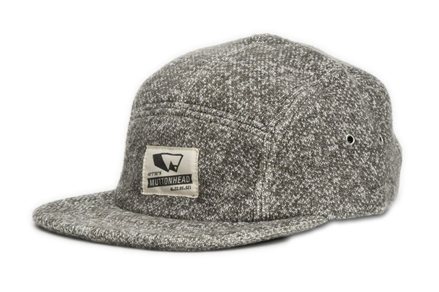 Snowboard Cool Items Now Available: Raised by Wolves Muttonhead 5 Panel Hat