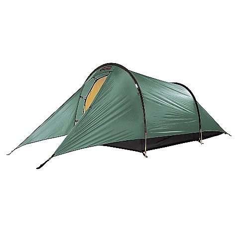 "Climbing The Hilleberg Anjan GT 2 Person Tent is a lightweight backpacking tent for three season adventures. The Anjan GT 2 shelters up to two people and includes an extended vestibule for protecting gear. The lightweight material is ideal for warmer weather trips into the backcountry or summer bike tours, where there won't be any Snow, while able to withstand the unexpected rain storm. The single-entry tent requires four stakes to pitch and the outer tent won't drop all the way to the ground, providing adequate air flow for hot nights. Did you know ""Anjan"" is a lake in northern Sweden? Despite its name, I don't recommend pitching your tent in a lake. Features of the Hilleberg Anjan GT 2 Person Tent The outer tent fabric is Kerlon 1000 and the poles Are 9mm, which make for a super lightweight and stable tent Tent wall can be extended to ground and mesh Areas Are backed with adjustable fabric panel Tunel construction provides maximum space to weight which is ideal choice for mobile journey This tent ideally used for two people Single entrance tent with single vestibule configuration allows for easy entrance and storage space Add on the optional footprint that will cover the entire tent and vestibule and can be left attached to the tent even when pitching. Footprints add extra durability, protection from the elements, and longevity to your tent's life, so for sure think about adding it to your order. The inner and outer tent is connected but has the ability to be separated for simultaneous pitching The complete tents outer or inner tents can be used separately. With adjusting some few minor settings moving detachable pole holder from the outer to inner tent Lightweight tent intended to be used in warmer, Snow-free environments Feature inner tents with large mesh panels that cannot be covered and outer tent walls that Are shorter but can be lowered on one side for weather protection Not ideal for High altitude terrain or adventures way off the beaten path, but excellent for long or short trips in protected terrain The outer tent does not go all the way to the ground, which gives a nice balance of lightweight tent with constant air flow Designed with lighter weight zippers, Hilleberg's lightest inner tent and floor fabrics, and their lightest pegs - $865.00"