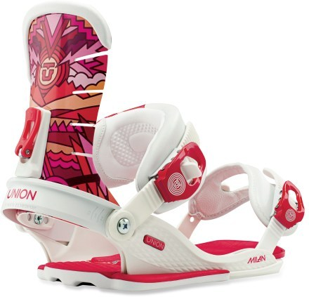 Snowboard Union Milan Snowboard Bindings - Women's - 2012/2013   $179.95