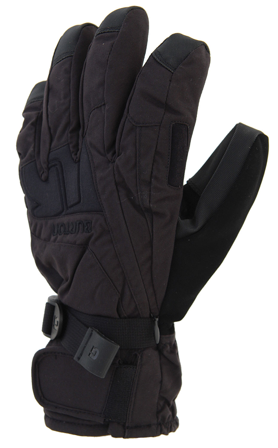 Snowboard Burton's Gore-Tex Under snowboard gloves give you a choice a two weatherproof and durable DRYRIDE outers that ensure comfort and dryness. The GORE-TEX glove insert is waterproof and breathable, and PrimaLoft insulation fights off the frostbite. The Sticky Icky grip palm gives you no slip grip. There's even a soft chamois goggle wipe that clears up your goggles without scratching. Keeps your hands warm and dry for a full day of riding with Burton's Gore-Tex Under snowboard gloves.Key Features of The Burton Gore-Tex Under Glove: Choose From Two Unique Fabrics DRYRIDE Durashell 2-Layer Laminated Woven Tonal Comic Jacquard Fabric DRYRIDE Durashell 2-Layer Laminated, Yarn-Dyed Diamond Heather Houndstooth Fabric GORE-TEX Waterproof/Breathable Glove Insert PrimaLoft Insulation Microfiber Fixed Lining Rodeo Leather Palm Soft Chamois Goggle Wipe Hidden Heater/Vent Pocket Pistol Grip Pre-Curved Fit - $27.27