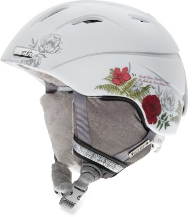 Snowboard Smith Intrigue Snow Helmet - Women's $150.00