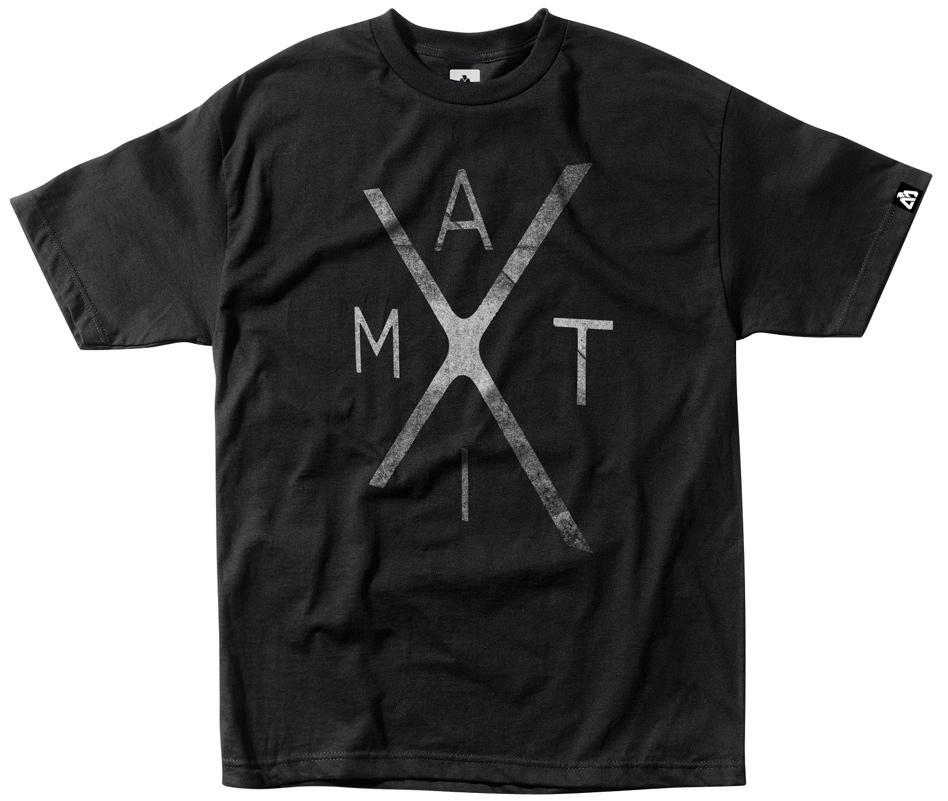 Key Features of the Matix X Up T-Shirt:  Standard Fit: 100% Cotton  Inkprint, with cuff label and Monovert lower left back hit - $13.95