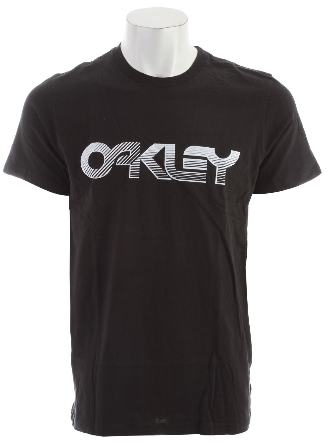 Surf An iconic logo stands out in liquid detail on the pure cotton Current Edition Tee, ideal for the hydro athlete when he's out of his element.Key Features of the Oakley Current Edition T-Shirt: Print on front 100% cotton T-shirt Fit: Regular - $20.00