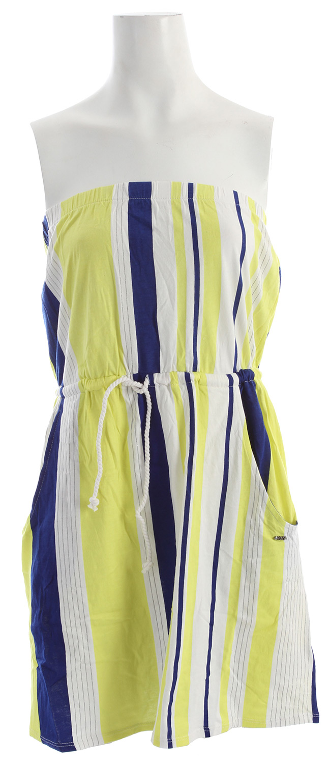 Surf Roxy Fairest Light Dress Sea Spray Stripe - $23.95