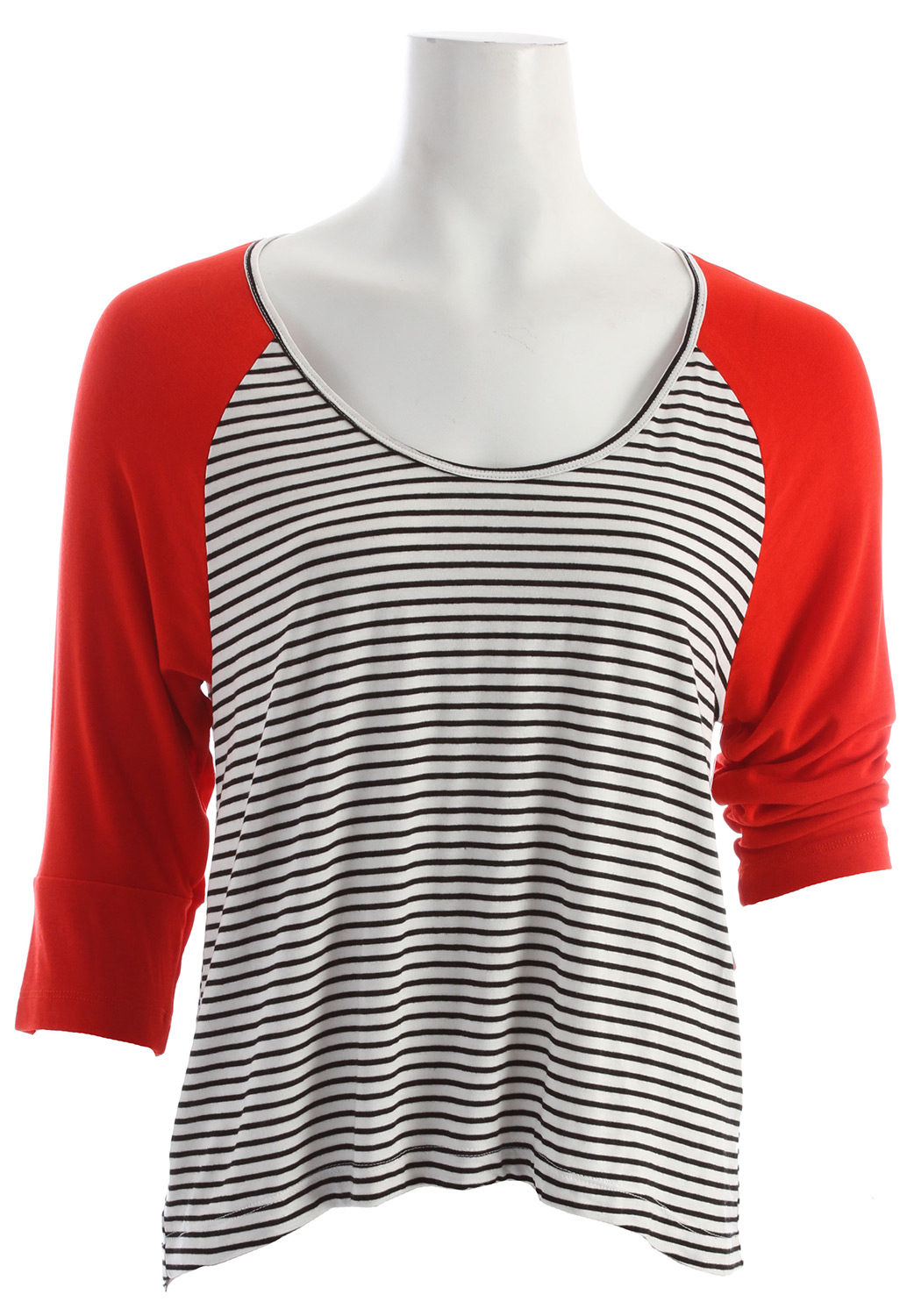 Surf Roxy Sea Love Shirt Fiery Red - $21.95