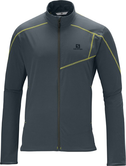 Camp and Hike The Darbon is a light softshell jacket that resists wind and fog, great for shrugging off mornings chills or on casual hikes.Key Features of the Salomon Darbon Light Softshell: SOFTSHELL CLIMAWIND DOUBLE WEAVE 1 Chest pocket 2 Zippered Pockets Body: PA 89% , EL 11% Relax Fit 360G / 12.7 oz - $75.95