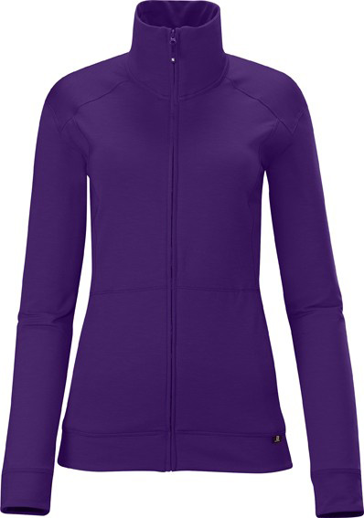 Camp and Hike Super comfortable, breathable stretch woven fabric and modern feminine styling make this your everyday, on the go summer jacket.Key Features of the Salomon Gualea Midlayer Top: CLIMAUV 50+ ACTITHERM 2 Hand Pockets Body PES 89%, EL 11% Relax Fit 350G / 12.35 oz - $61.95