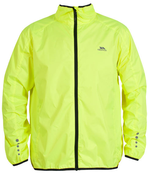 Fitness Trespass Grafton Jacket Hi-Vis Yellow - $59.95