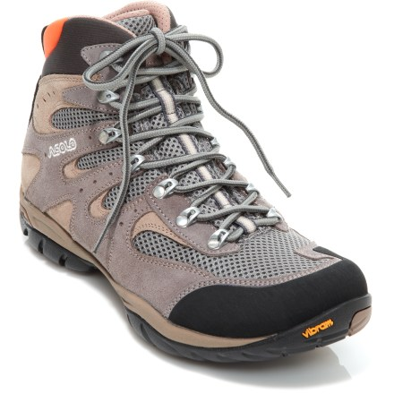 Camp and Hike The Asolo Piuma hiking boots provide exceptional support, amazing breathability, and all-day comfort. They're a great choice for warm-weather hiking. - $141.93