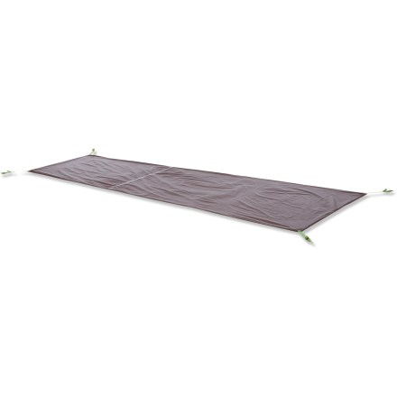 Camp and Hike Use this nylon footprint under your Big Agnes Jack Rabbit SL 1 tent to protect its floor from abrasion and wear. - $29.93