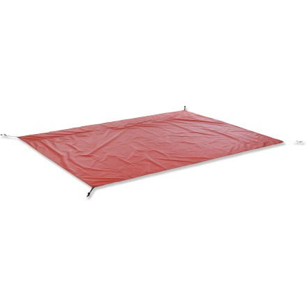 Camp and Hike Use this polyester footprint under your Big Agnes Lone Spring 3 tent to protect its floor from abrasion and wear. - $36.93
