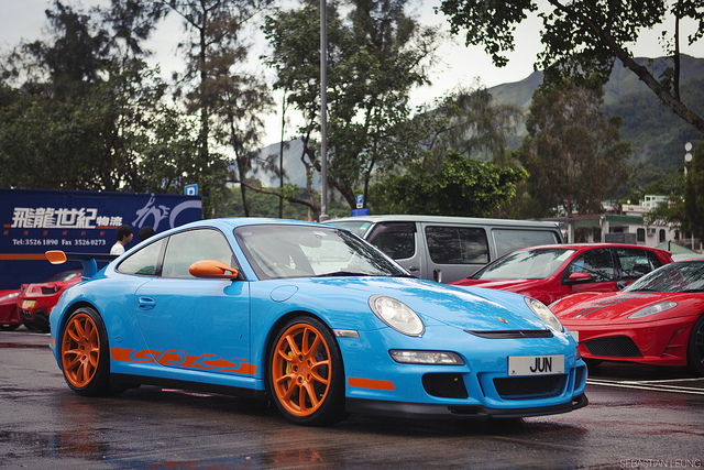 Auto and Cycle  Porsche 911 GT3 RS