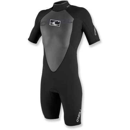 Kayak and Canoe Made with super stretchy neoprene that works great when surfing or stand up paddleboarding, the O'Neill Hammer Spring 2/1mm wetsuit fends off chills in the water. - $49.83