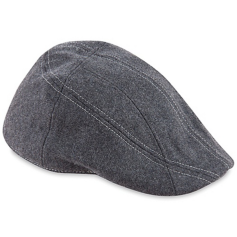 Entertainment Ibex Inbound Cap DECENT FEATURES of the Ibex Inbound Cap Contrast stitch details Embroidered Ibex logo on back Hand wash Imported The SPECS 50% Wool / 50% Viscose - $40.00