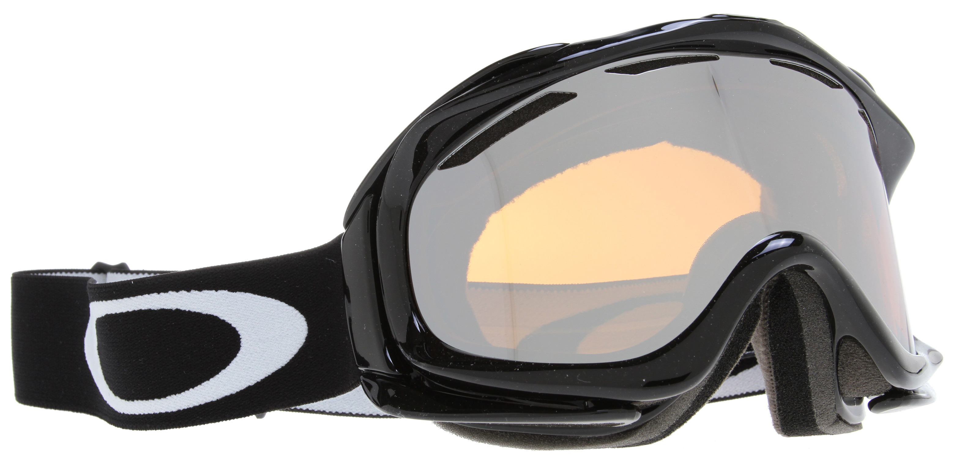 Snowboard Anatomical fit adapts to you for maximum comfort. Key Features of the Oakley Ambush Snowboard Goggles: Articulating O Matter Strap Outriggers Optimize Fit With Or Without A Helmet Flexible O Matter Chassis Conforms To Your Face All Day Comfort Of Moisture Wicking Triple Layer Polar Fleece Foam Dual Vented Lenses With F2 Anti Fog Coating Small To Medium fit - $74.95