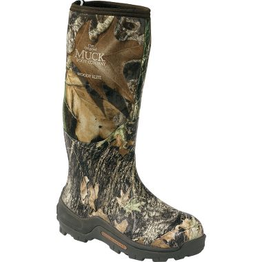 Hunting Muck™ Woody Elite™ Stealth Premium Hunting Boots   $189.99