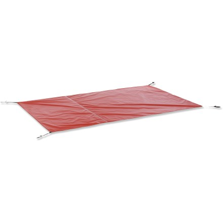 Camp and Hike Use the polyester Big Agnes Lone Spring 2 footprint under your Lone Spring 2 tent to protect its floor from abrasion and wear. - $29.93